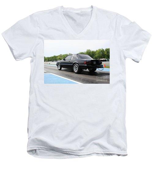 8904 06-15-2015 Esta Safety Park Men's V-Neck T-Shirt