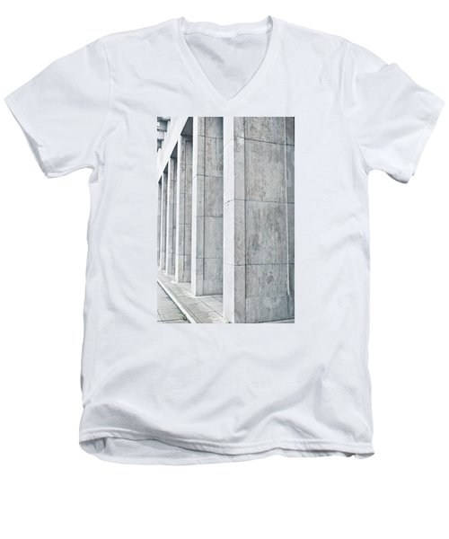 Pillars Men's V-Neck T-Shirt