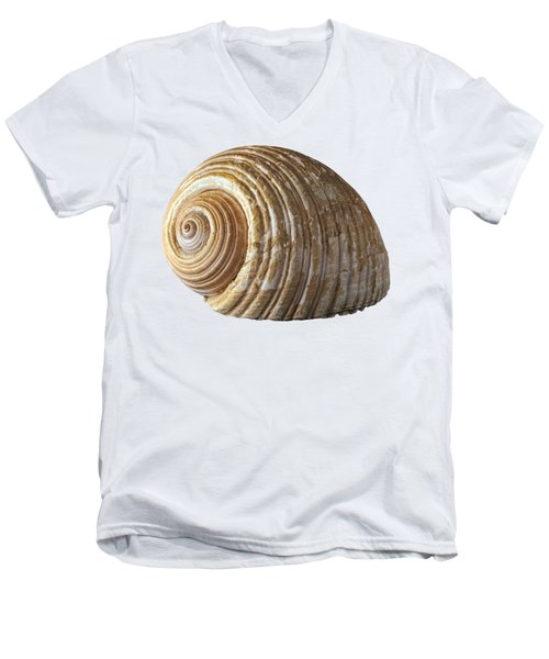 Sea Shell Men's V-Neck T-Shirt