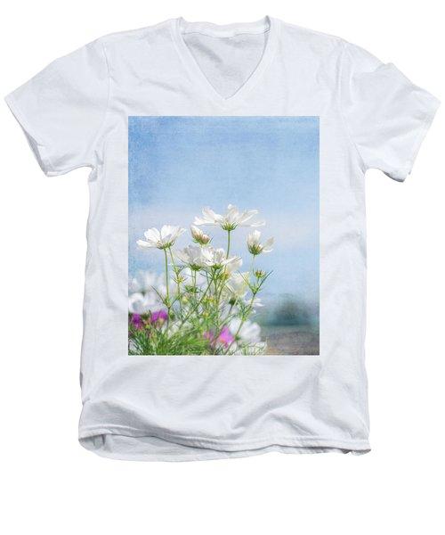 A Beautiful Summer Day Men's V-Neck T-Shirt
