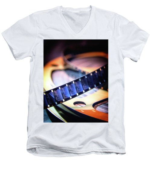 A Movie Anyone Men's V-Neck T-Shirt