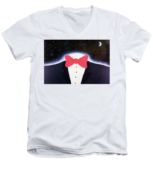 A Night Out With The Stars Men's V-Neck T-Shirt