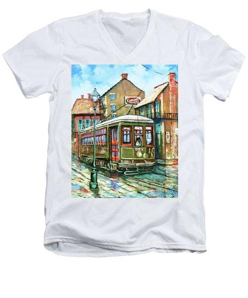 A Streetcar Named Desire Men's V-Neck T-Shirt