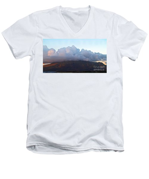 A View To Live For Men's V-Neck T-Shirt