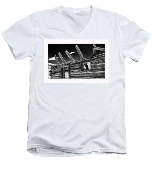 Abandon View Men's V-Neck T-Shirt