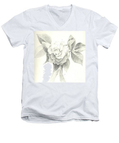 Abracadabra Men's V-Neck T-Shirt by Helena Tiainen