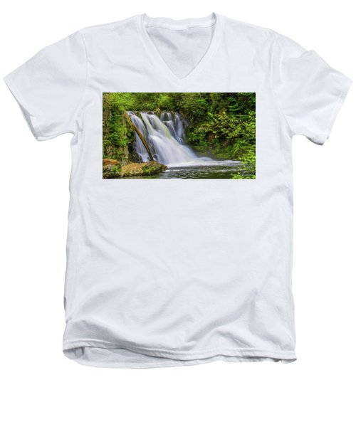 Abrams Falls 3 Men's V-Neck T-Shirt