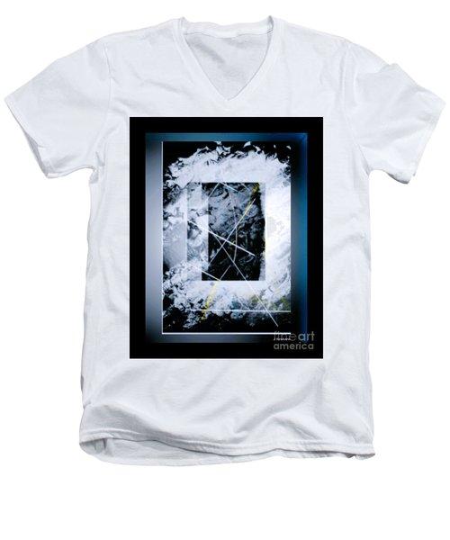 Abstract 1001-2016 Men's V-Neck T-Shirt
