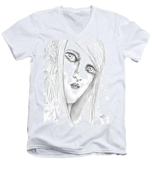 Adal Men's V-Neck T-Shirt