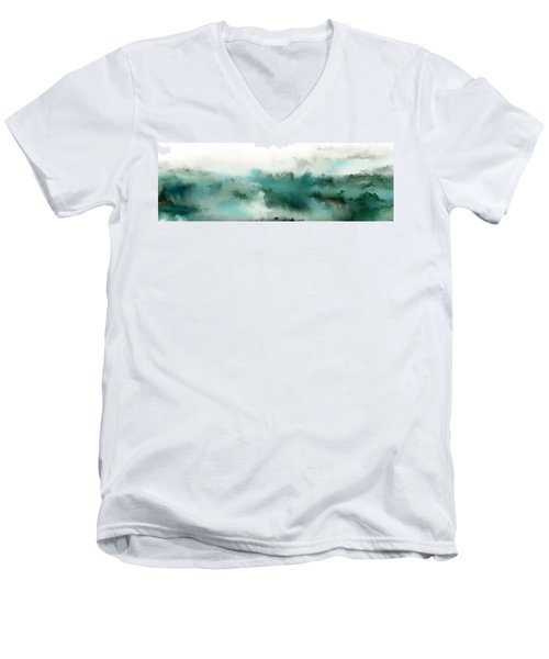 Adopted Heirs Of God. Romans 8 17 Men's V-Neck T-Shirt