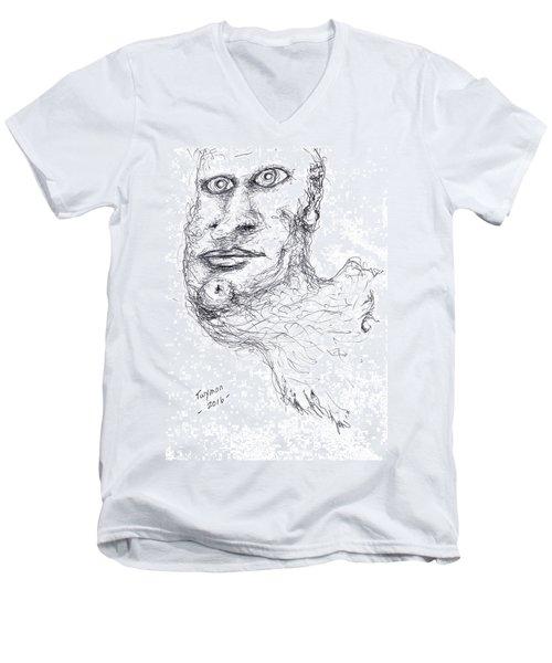 Adrift Men's V-Neck T-Shirt