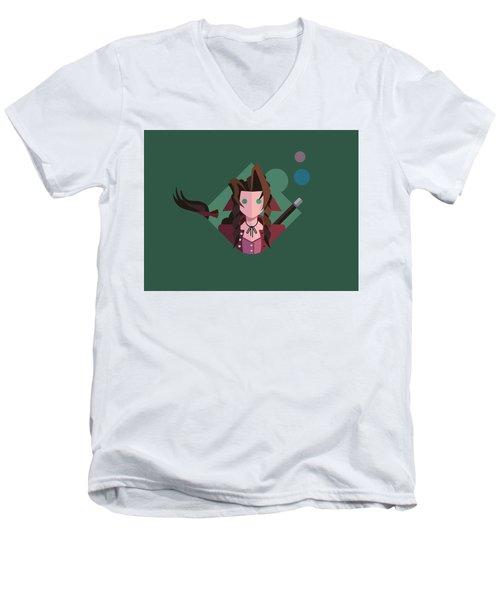 Aeris Men's V-Neck T-Shirt