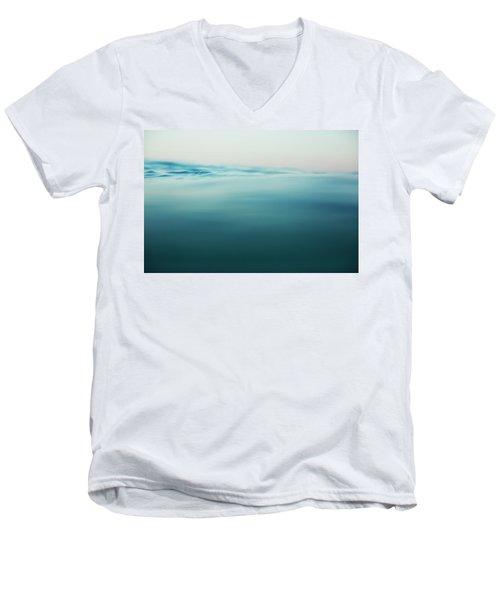 Agua Men's V-Neck T-Shirt