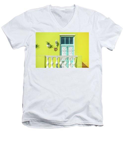 Al You Can Paint Men's V-Neck T-Shirt