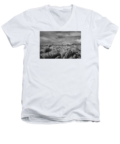 Alabama Hills Men's V-Neck T-Shirt