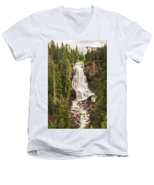 Alexander Falls Men's V-Neck T-Shirt