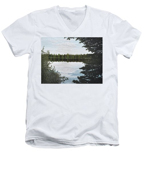 Algonquin Park Men's V-Neck T-Shirt