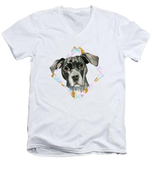 All Ears Men's V-Neck T-Shirt