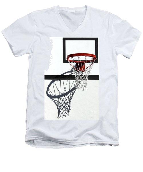 Alley Hoop Men's V-Neck T-Shirt