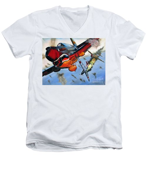 Ambushed Men's V-Neck T-Shirt
