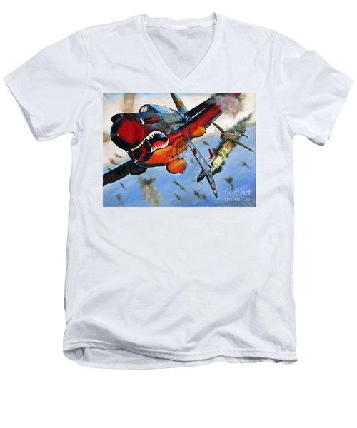 Ambushed Men's V-Neck T-Shirt