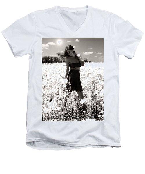 American Honey Men's V-Neck T-Shirt