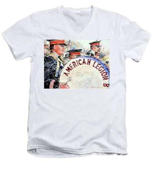 American Legion Men's V-Neck T-Shirt