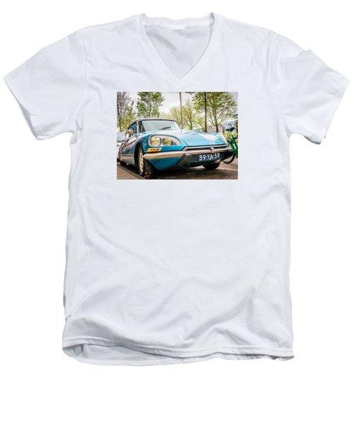 Amsterdam Citroen Men's V-Neck T-Shirt