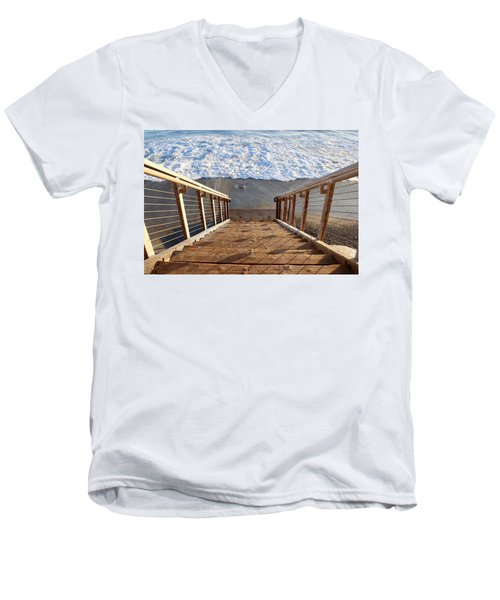 An Invitation Men's V-Neck T-Shirt