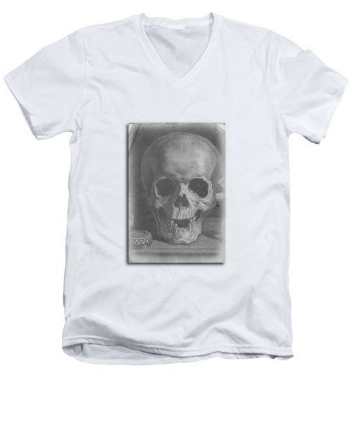 Ancient Skull Tee Men's V-Neck T-Shirt