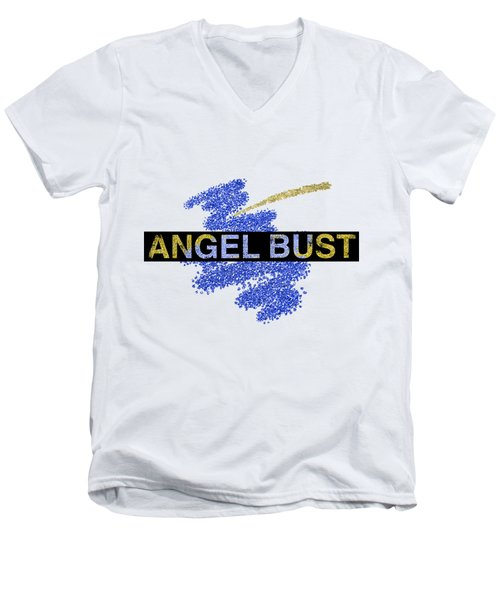 Angel Bust Men's V-Neck T-Shirt