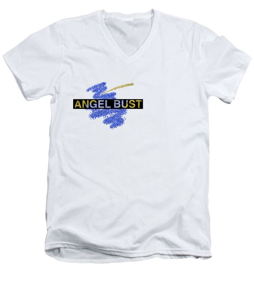 Angel Bust Men's V-Neck T-Shirt