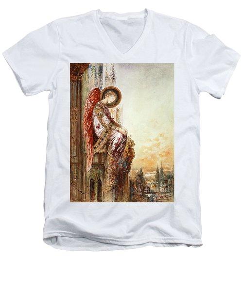 Angel Traveller Men's V-Neck T-Shirt