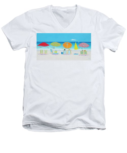 Another Perfect Beach Day Men's V-Neck T-Shirt