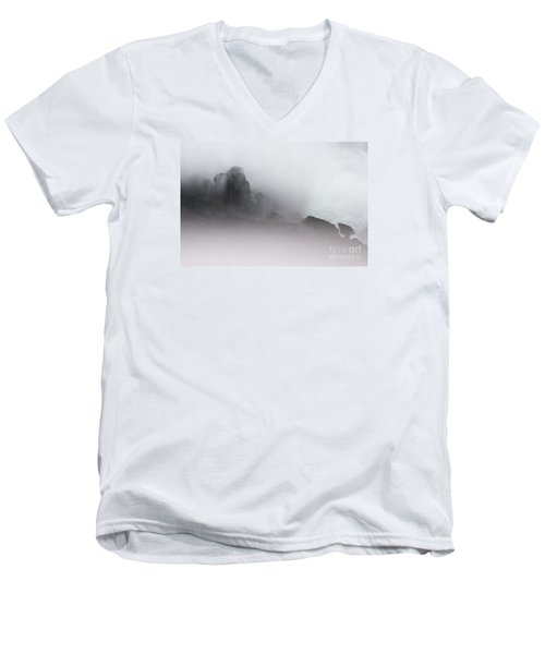 Men's V-Neck T-Shirt featuring the photograph Another World by Dana DiPasquale