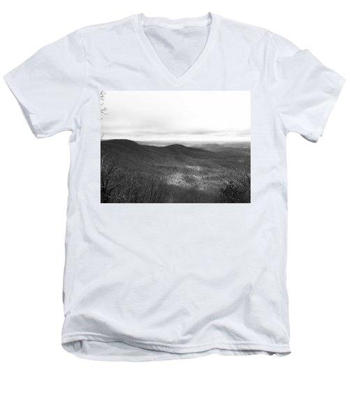 Ansel Men's V-Neck T-Shirt