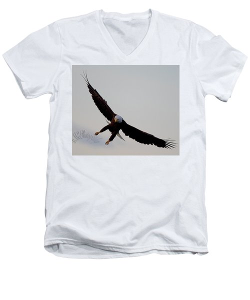 Approach  Men's V-Neck T-Shirt