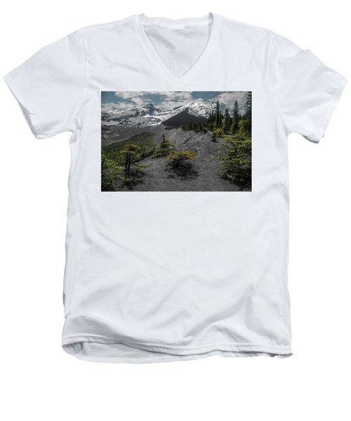 Approaching Rainer Men's V-Neck T-Shirt