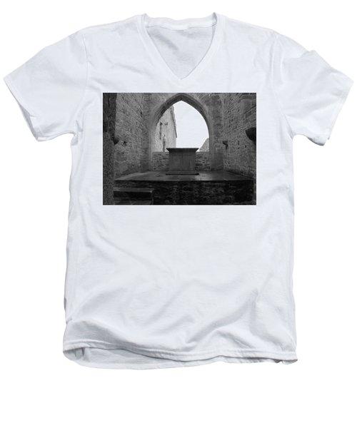 Ardfert Cathedral Men's V-Neck T-Shirt