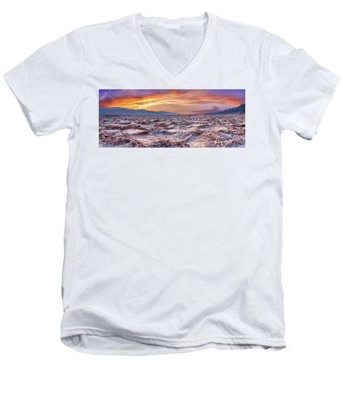 Arid Delight Men's V-Neck T-Shirt