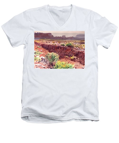 Arizona Arroyo Men's V-Neck T-Shirt