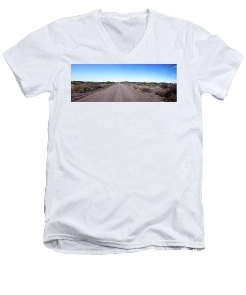 Arizona Desert Men's V-Neck T-Shirt