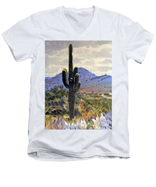 Arizona Icon Men's V-Neck T-Shirt