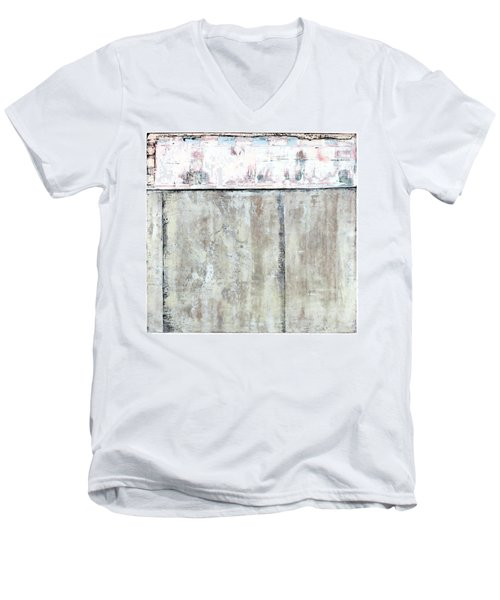 Art Print Abstract 101 Men's V-Neck T-Shirt