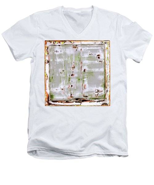 Art Print California 06 Men's V-Neck T-Shirt