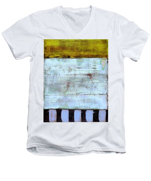Art Print Highwire Men's V-Neck T-Shirt