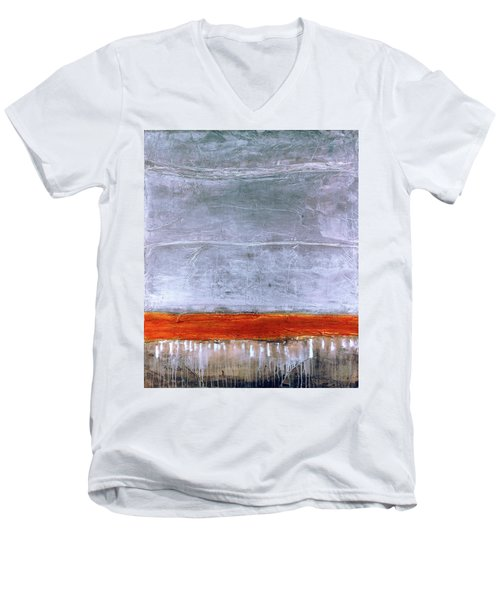 Art Print U9 Men's V-Neck T-Shirt