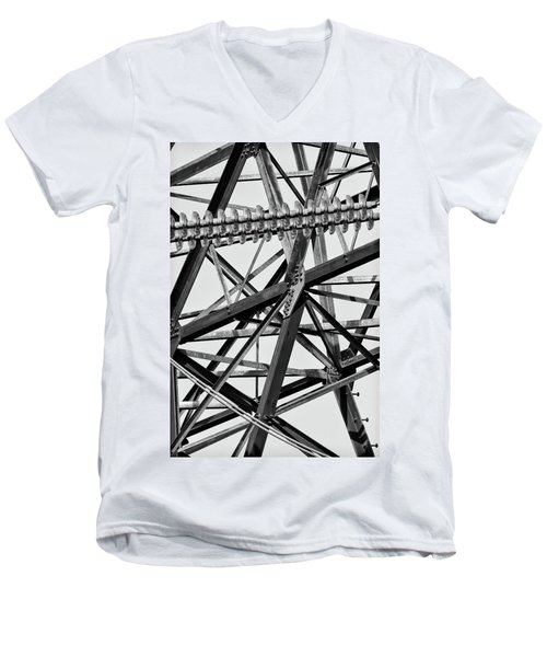 What's Your Angle Men's V-Neck T-Shirt