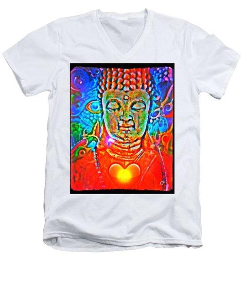 Ascension Wave Men's V-Neck T-Shirt