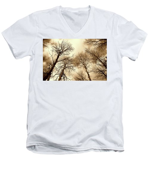 Aspen Men's V-Neck T-Shirt